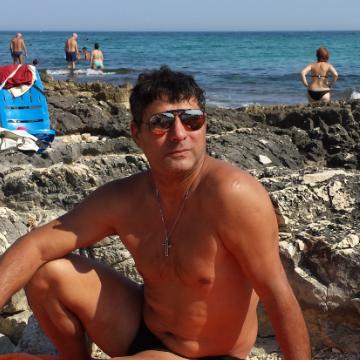 Domenico Ferri, 50, Valenzano, Italy