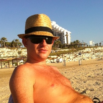 Simon Gorodetsky, 31, Ashkelon, Israel
