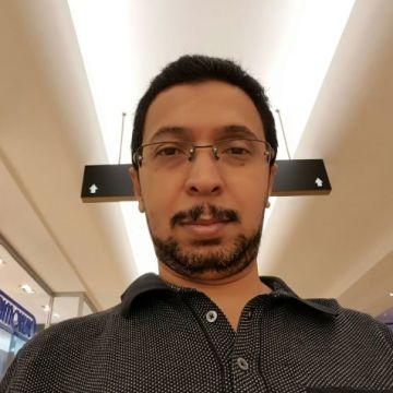 Ahmad , 44, Jakarta, Indonesia