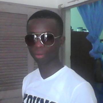 Cheikh Ahmadou Sarr, 26, Dakar, Senegal