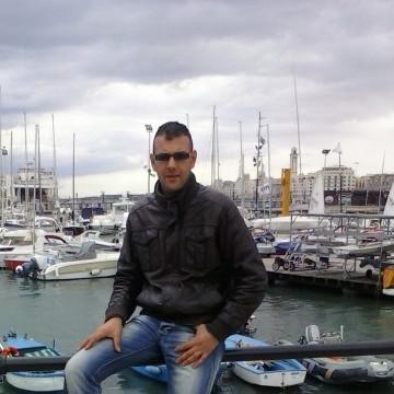elkaddouri hicham, 38, Castellana Grotte, Italy