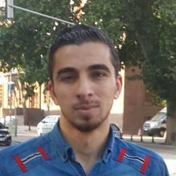 Mohammed Aldula, 28, Ankara, Turkey