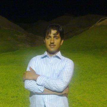 Muhammad Shah Mashwani, 31, Al Ain, United Arab Emirates
