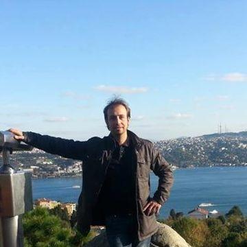 Ahmet Bekri, 31, Istanbul, Turkey