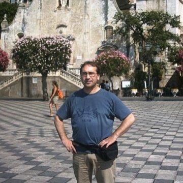 Lucio Buscaglia, 56, Siena, Italy