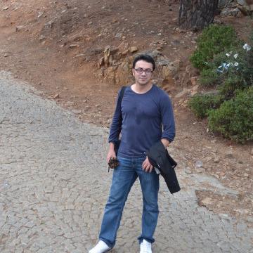 shakan, 30, Istanbul, Turkey