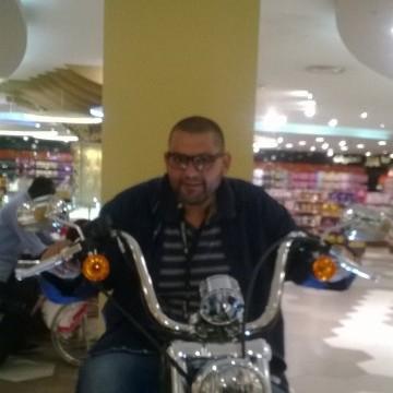 Khalid , 40, Cairo, Egypt