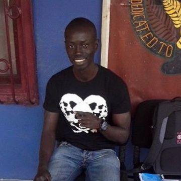 alain mendes, 30, Ziguinchor, Senegal
