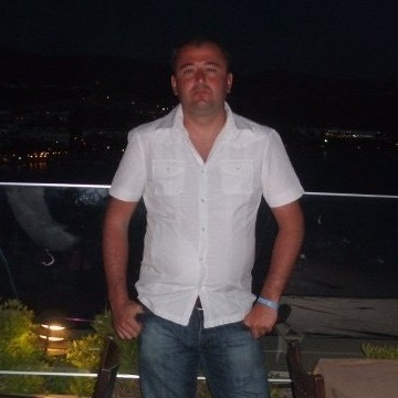Muhammet Saban, 37, Izmir, Turkey