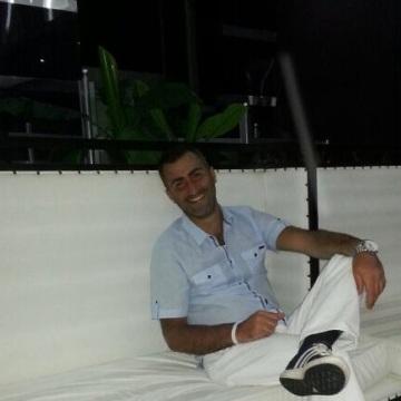 Murat Yıldırım, 36, Istanbul, Turkey