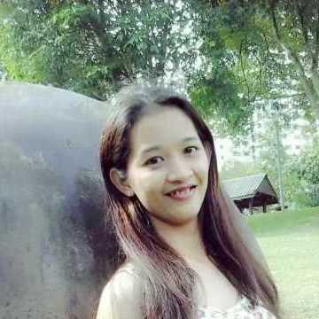 Marjorie Labayog, 28, Singapore, Singapore