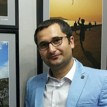Mehmet Yılmaz, 32, Istanbul, Turkey