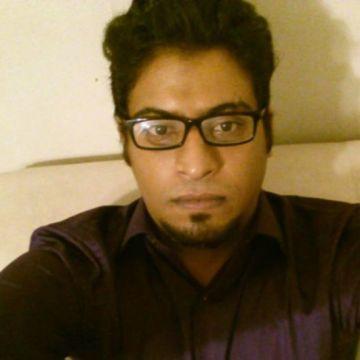 Yousef Alshammari, 31, Bisha, Saudi Arabia