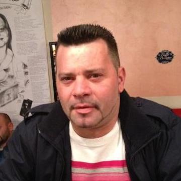 Daniele Crepaldi, 45, Padova, Italy