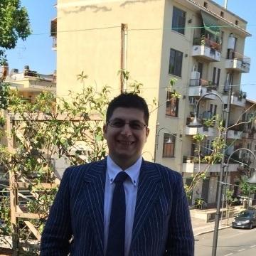 Pietro Giancristiano, 35, Monterotondo, Italy