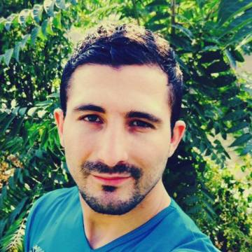 Ahmet Çiftçi, 28, Istanbul, Turkey