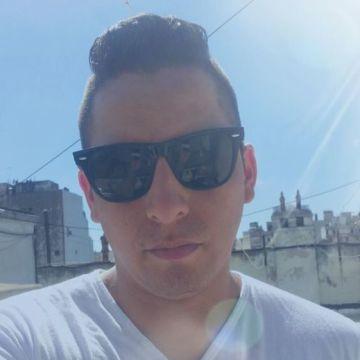 Oscar Florez, 36, Buenos Aires, Argentina