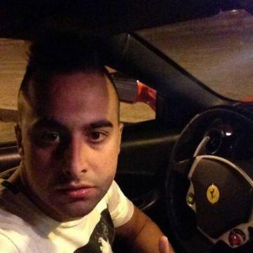 Manu Madrid, 32, Madrid, Spain