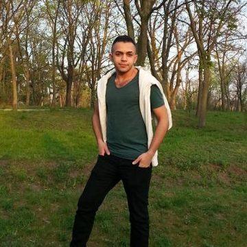 Mohammad A Aziz, 27, Odessa, Ukraine