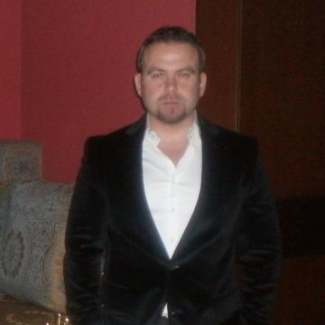 Semih Aydogdu, 39, Tekirdag, Turkey