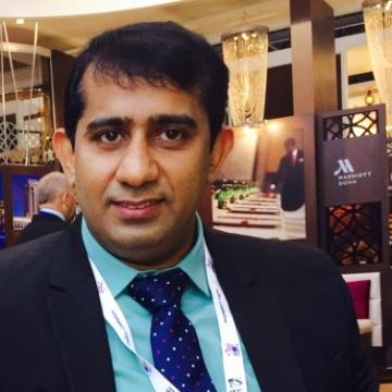 Azeez Kandiyan, 39, Dubai, United Arab Emirates