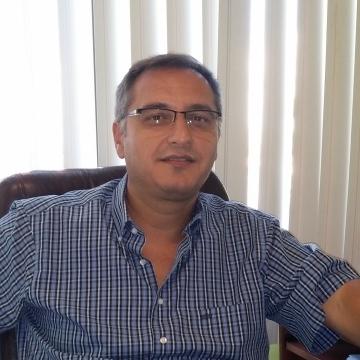 Atıf Kızılkan, 42, Ankara, Turkey