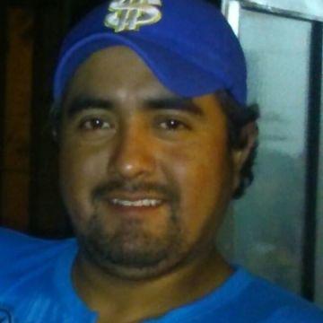 Angelito Treimun, 33, Santiago, Chile
