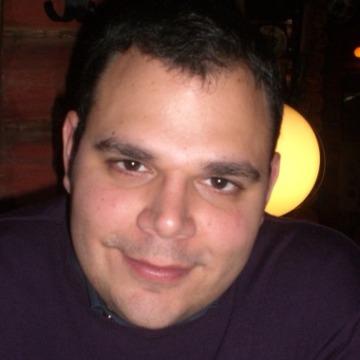Alberto Carlucci, 37, Naples, Italy