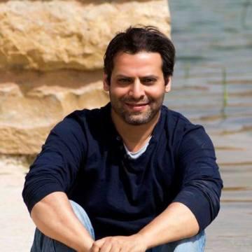 Khaled Sayed, 43, Dama, Syria