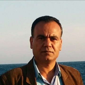 osama gazal, 43, Cairo, Egypt