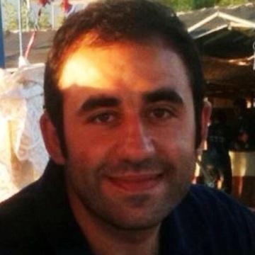 Bilal, 32, Istanbul, Turkey