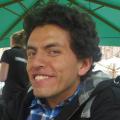 Carlos Camarx, 30, Bogota, Colombia