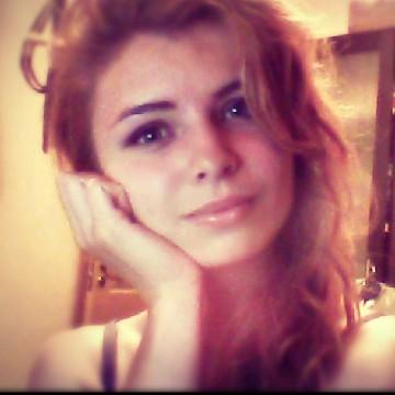 Valentina Chemiakina, 20, Minsk, Belarus