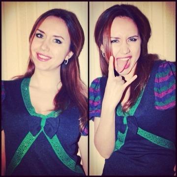 Anna Bekh, 22, Kiev, Ukraine