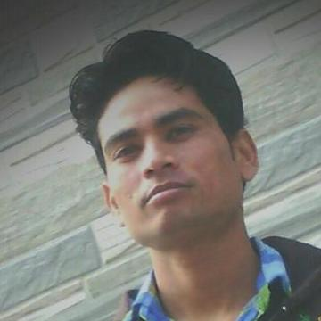 Kuldeep Kumar, 22, Sonipat, India