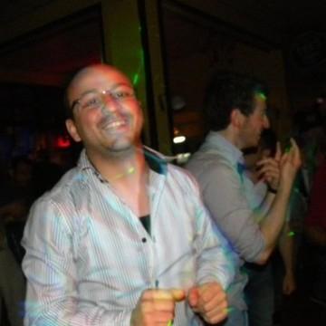 İsmail Yılmaz, 32, Trabzon, Turkey
