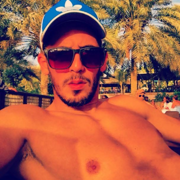 Hamid Fennane, 35, Abu Dhabi, United Arab Emirates