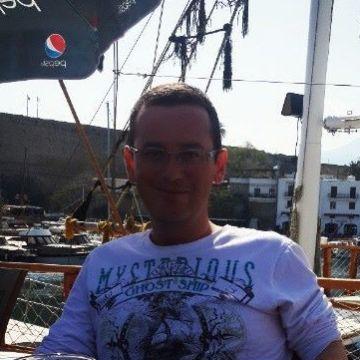 Mehmet Çetiner, 28, Denizli, Turkey