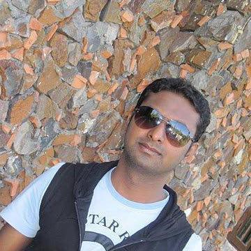 Rahul Prabhu, 29, Bangalore, India