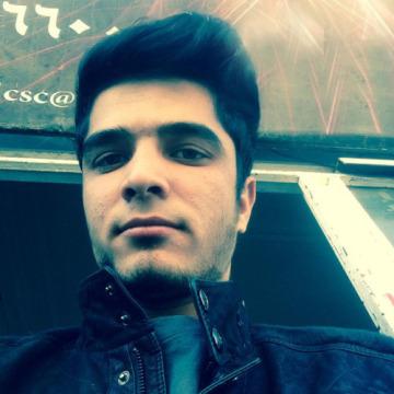 Hamed Heravi, 23, Herat, Afghanistan