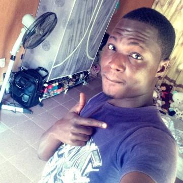 jerry, 30, Abuja, Nigeria