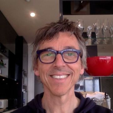 Rob, 50, Cape Town, South Africa
