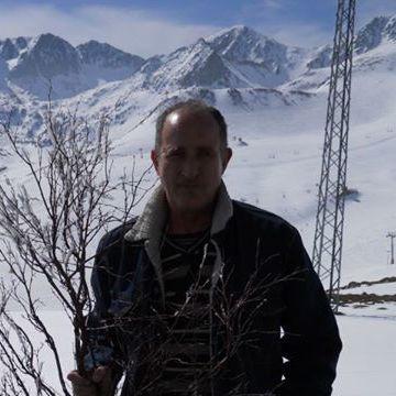Ismael Lora Samper, 52, Benidorm, Spain