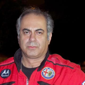 Shahram Aderangui, 51, New York, United States