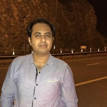 Zaf Chaudhry, 31, Dubai, United Arab Emirates