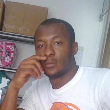 Udochukwu Iheanacho, 31, Dubai, United Arab Emirates