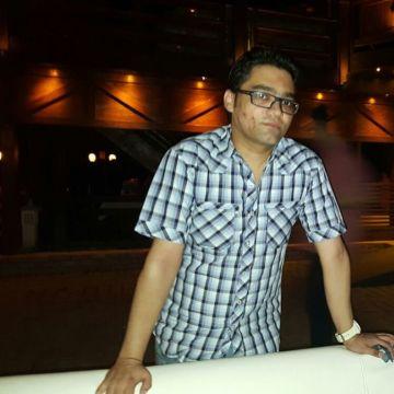 Adnan Baloch, 28, Karachi, Pakistan