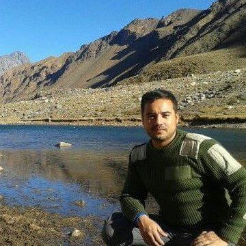 Mauricio Guerra, 34, Santiago, Chile