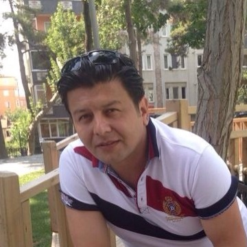 Bekir Dagli, 40, Edirne, Turkey
