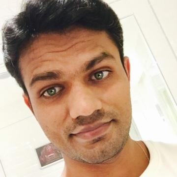 Nikunj Patel, 35, Dubai, United Arab Emirates